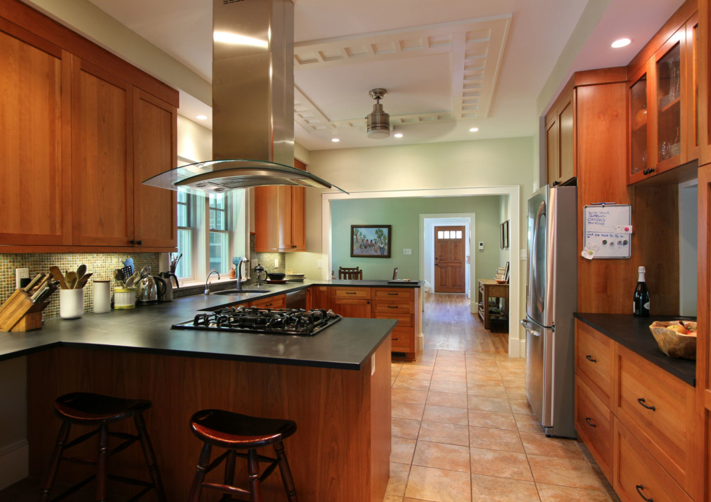 kitchen rear-w2000-h2000