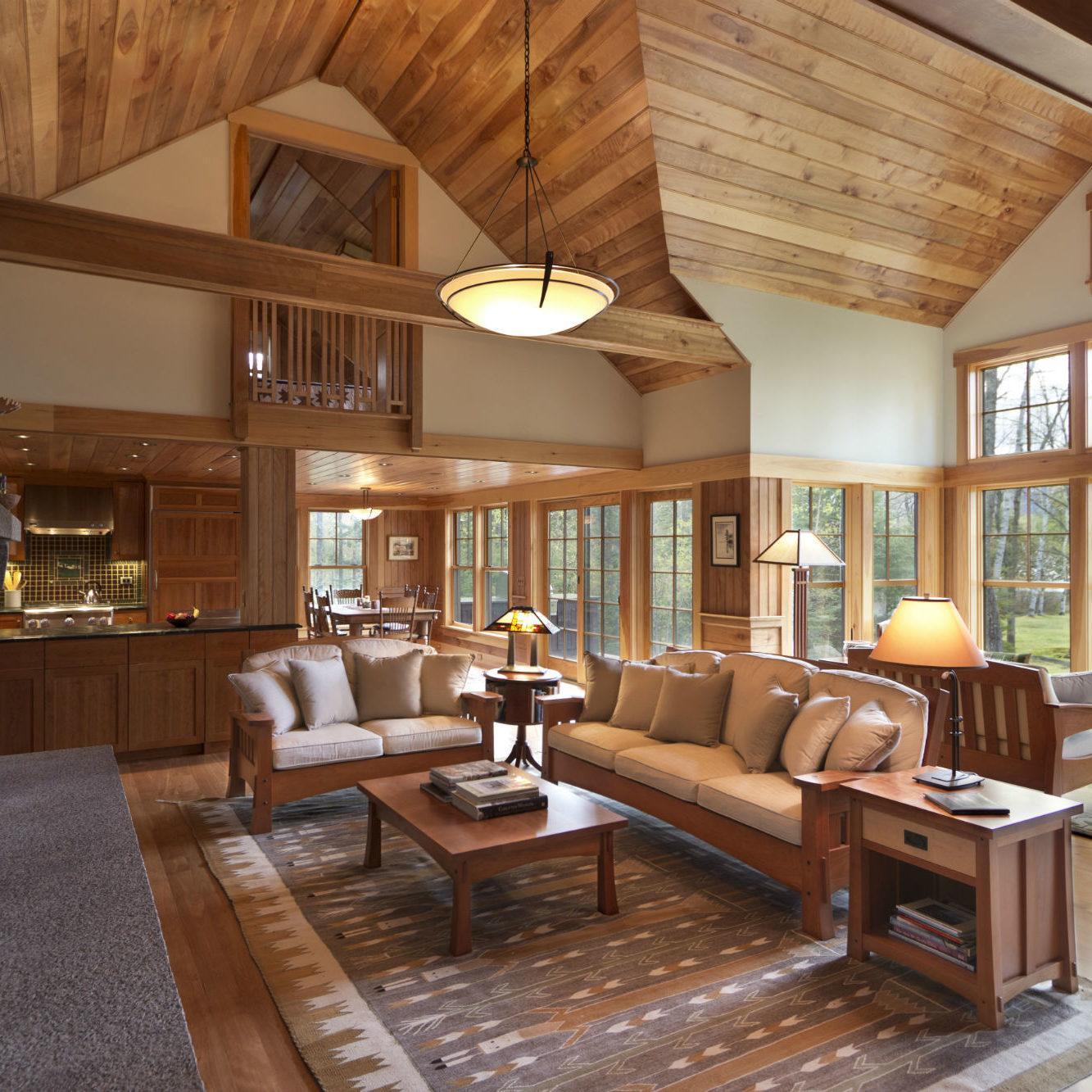 Maine Lake Retreat