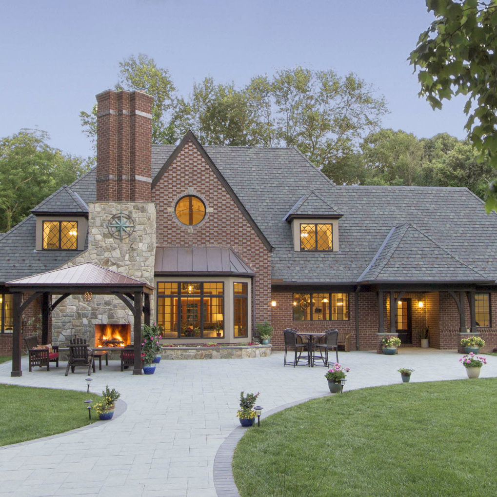 Wooded Estate